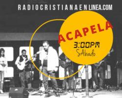 AcapelaRadio 3:00PM con Charlie Santana